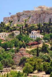 Ancient Agora & Acropolis Athens