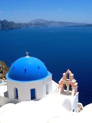 Visit the Greek Island of Santorini