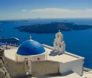 Greek Island of Santorini-Lost Atlantis