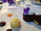 Dinner at one of Dublin's finest restaurants, leave room for dessert!