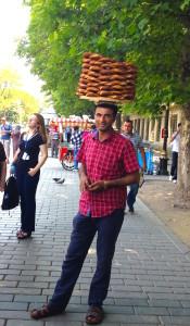 Explore th estreets of Istanbul