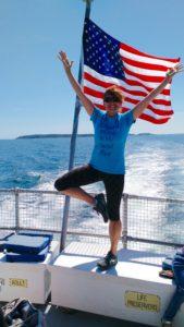 Yoga and wellness retreat in Maine