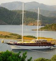 Cruise Turquoise Coast of Turkey