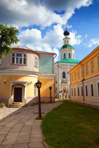 Russian town of Vladimir