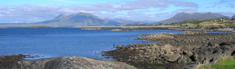 Tour the beautiful coast of Ireland