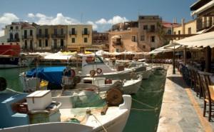 Enjoy walking tour of Rethymnon, Crete