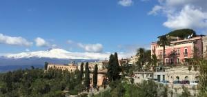 Travel to beautiful Taormina, Sicily