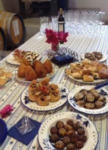 Sicilian wine tasting and cuisine